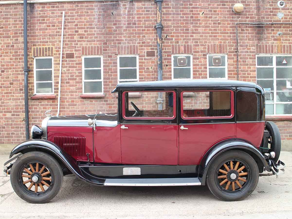 1928 Hudson Essex Super Six Right Hand Drive For Sale (picture 4 of 6)