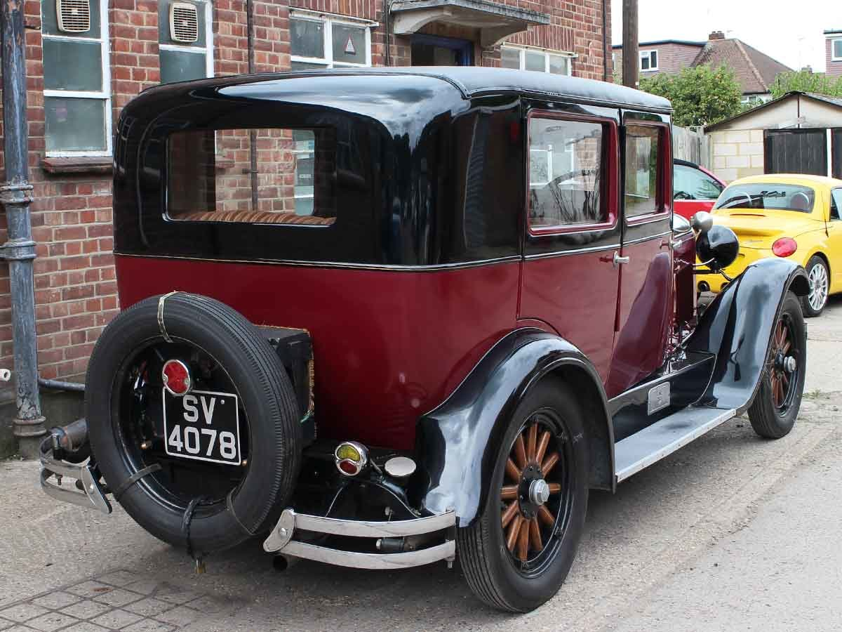 1928 Hudson Essex Super Six Right Hand Drive For Sale (picture 5 of 6)
