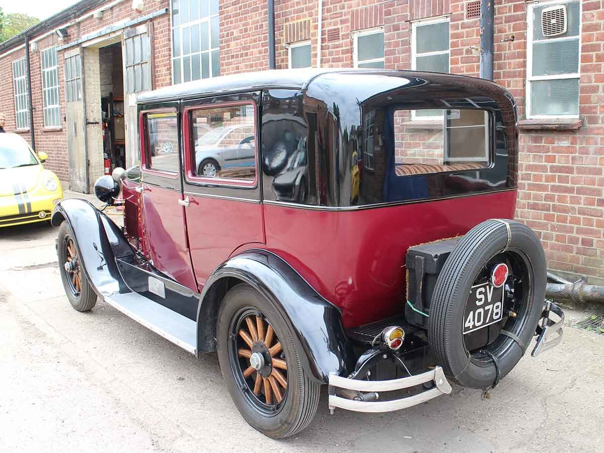 1928 Hudson Essex Super Six Right Hand Drive For Sale (picture 6 of 6)