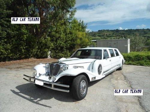 1981 Excalibur Replica Lincoln For Sale (picture 1 of 6)