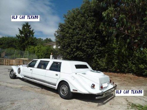 1981 Excalibur Replica Lincoln For Sale (picture 2 of 6)