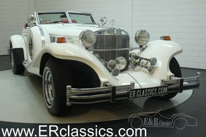 Excalibur Series IV 1982 Roadster 1 of only 159 built