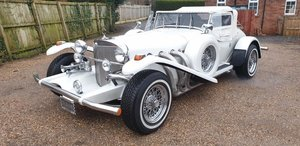 1970 Excalibur Roadster **ORIGINALLY OWNED BY ROY ORBISON For Sale by Auction