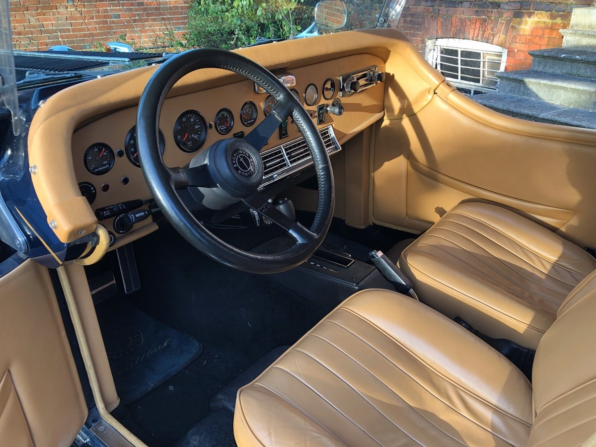 Excalibur Mk3 Roadster 1979 For Sale (picture 9 of 24)