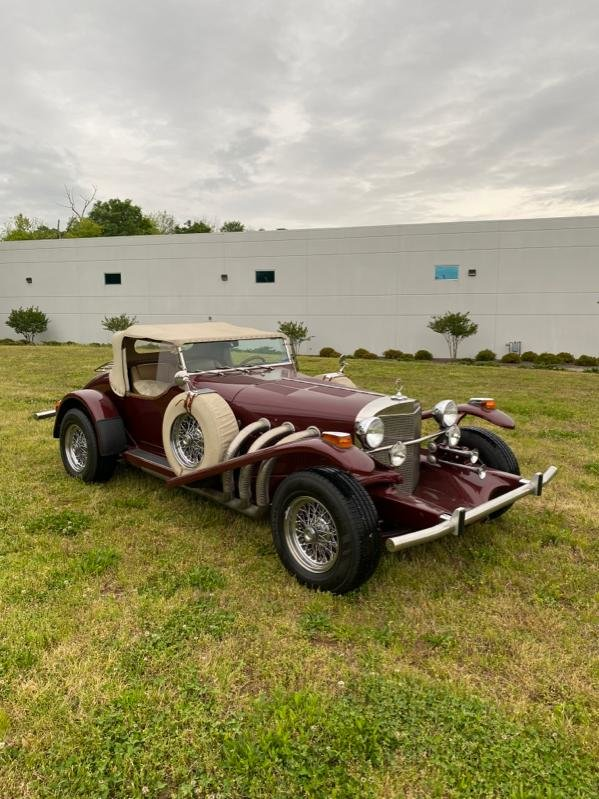 # 23236 1973 Excalibur Series II Roadster For Sale (picture 1 of 6)