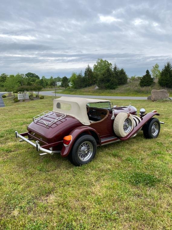 # 23236 1973 Excalibur Series II Roadster For Sale (picture 3 of 6)