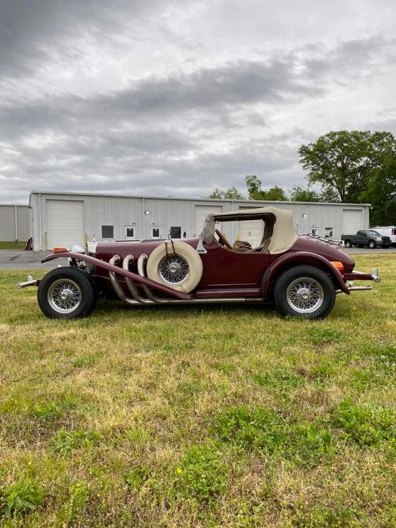 # 23236 1973 Excalibur Series II Roadster For Sale (picture 4 of 6)
