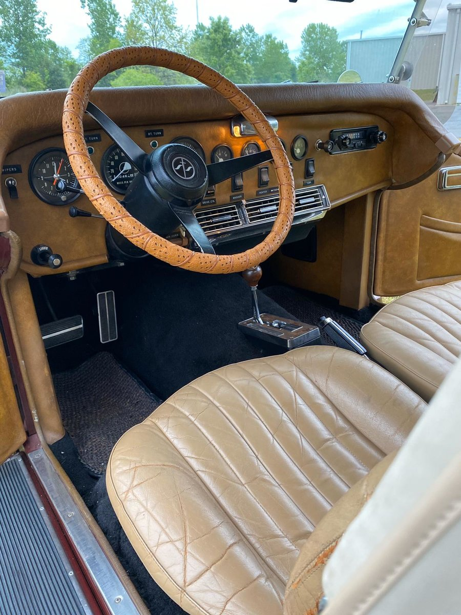 # 23236 1973 Excalibur Series II Roadster For Sale (picture 5 of 6)