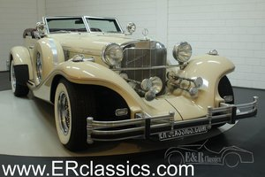 1984 Excalibur Phaeton Series IV  driven only 11,500 km