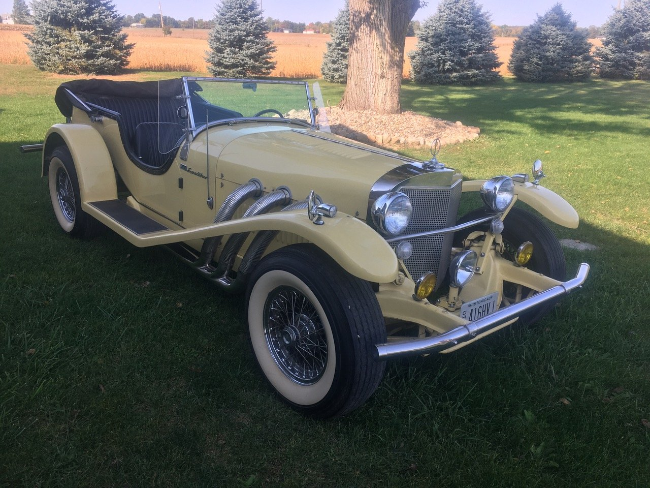 #23539 1969 Excalibur Series I SS Phaeton For Sale (picture 1 of 6)