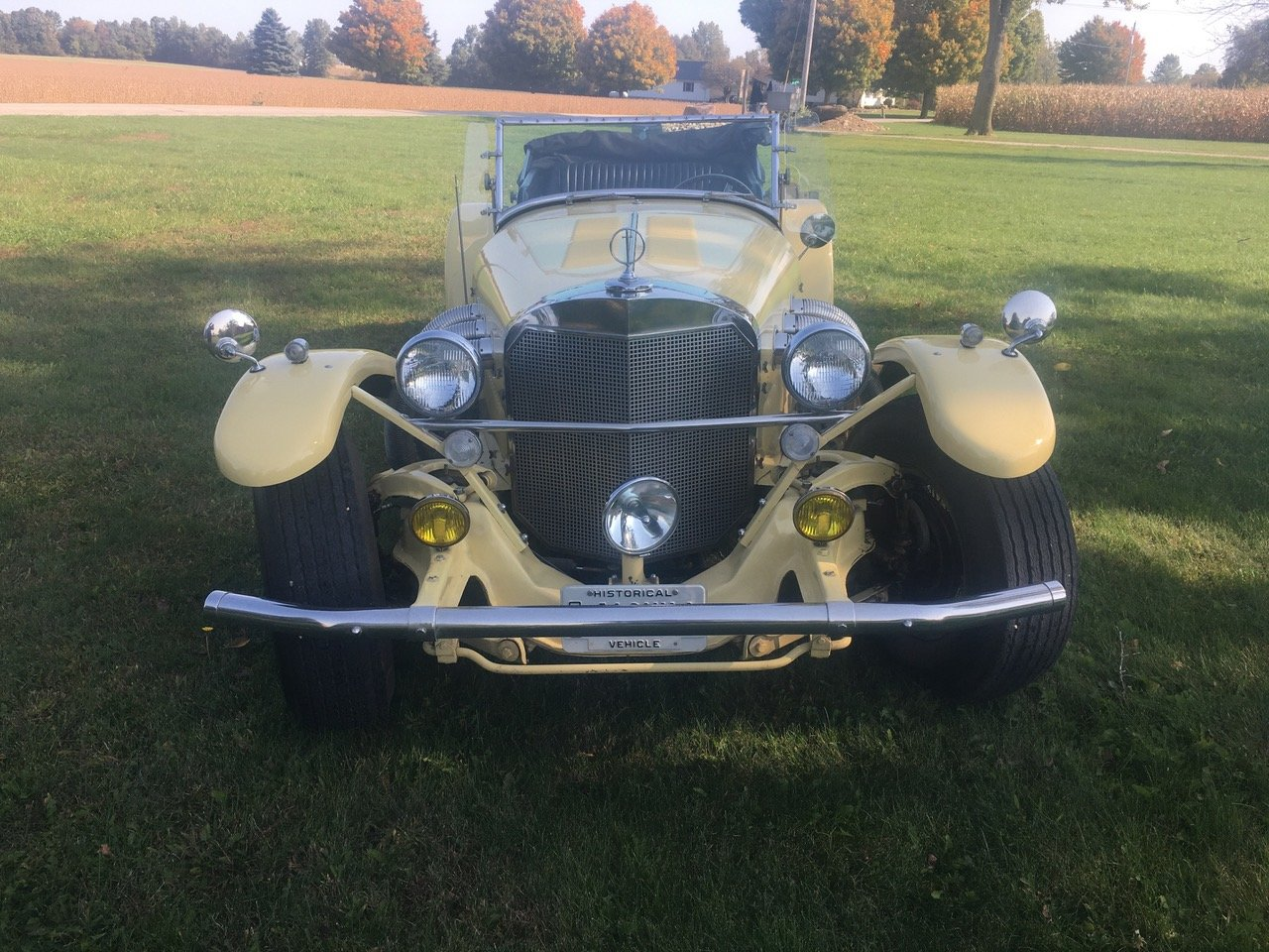 #23539 1969 Excalibur Series I SS Phaeton For Sale (picture 3 of 6)