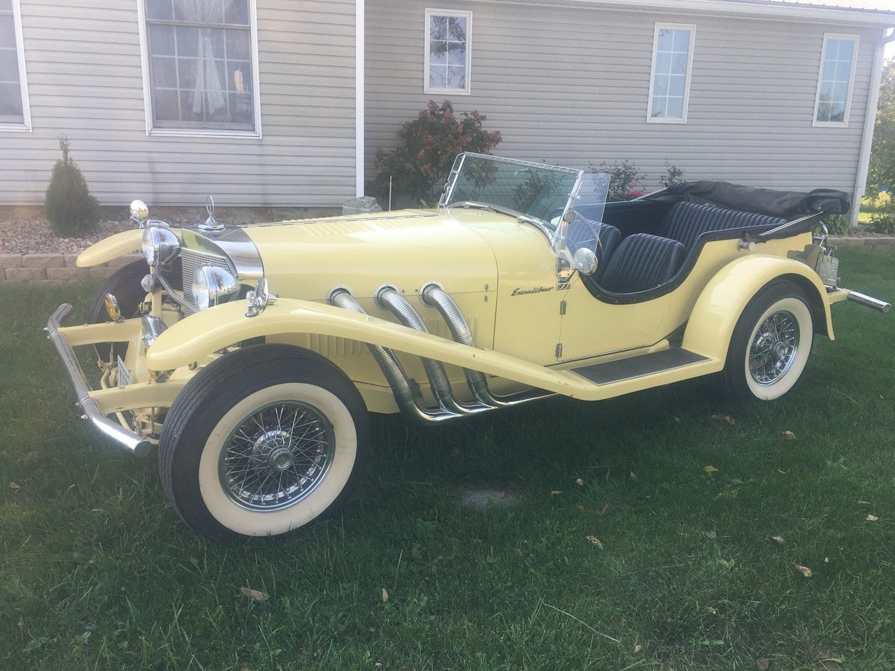 #23539 1969 Excalibur Series I SS Phaeton For Sale (picture 4 of 6)
