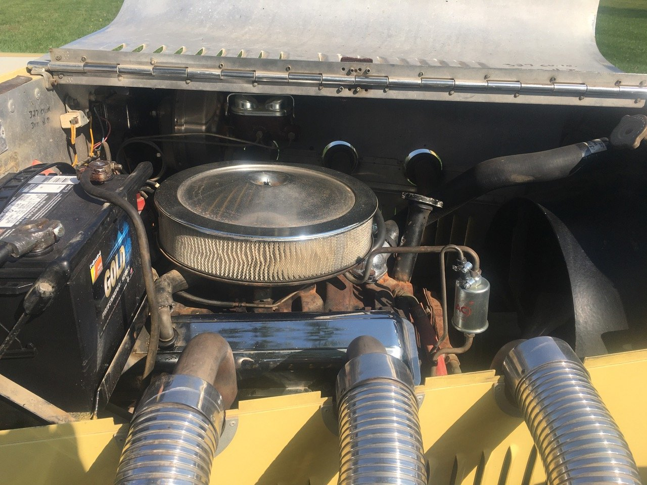 #23539 1969 Excalibur Series I SS Phaeton For Sale (picture 6 of 6)