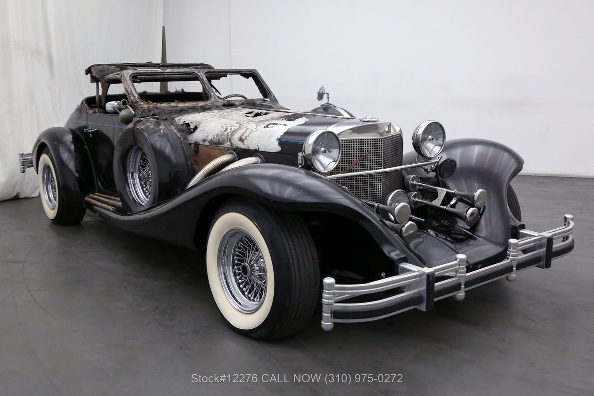 1982 Excalibur Series 4 Roadster For Sale (picture 1 of 6)