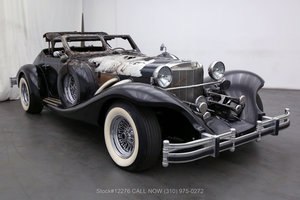 Picture of 1982 Excalibur Series 4 Roadster For Sale