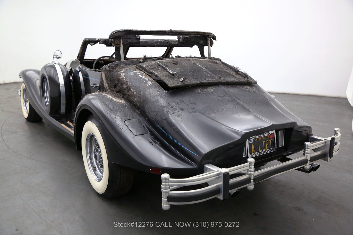 1982 Excalibur Series 4 Roadster For Sale (picture 3 of 6)