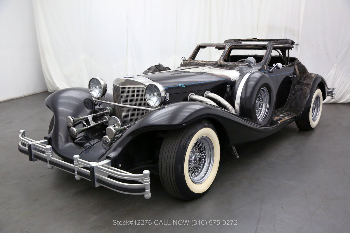 1982 Excalibur Series 4 Roadster For Sale (picture 4 of 6)