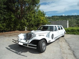 Picture of 1981 Excalibur Lincoln(replica) For Sale
