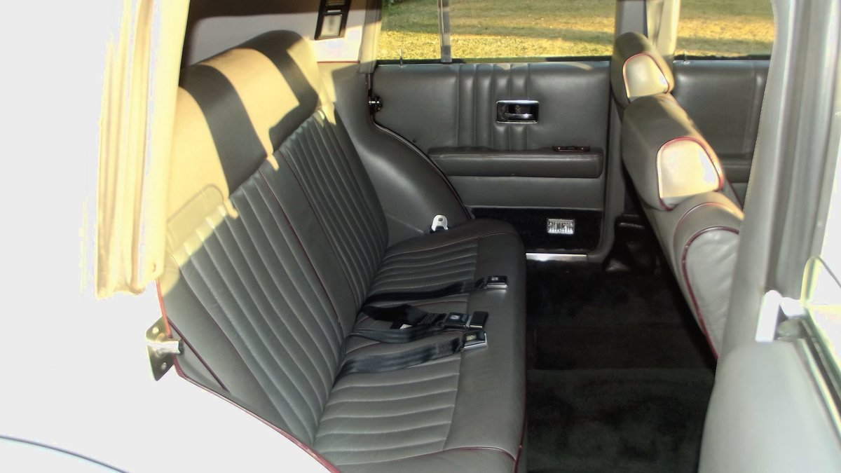 1988 EXCALIBUR SERIES V FOUR DOOR TOURING SEDAN For Sale (picture 9 of 12)