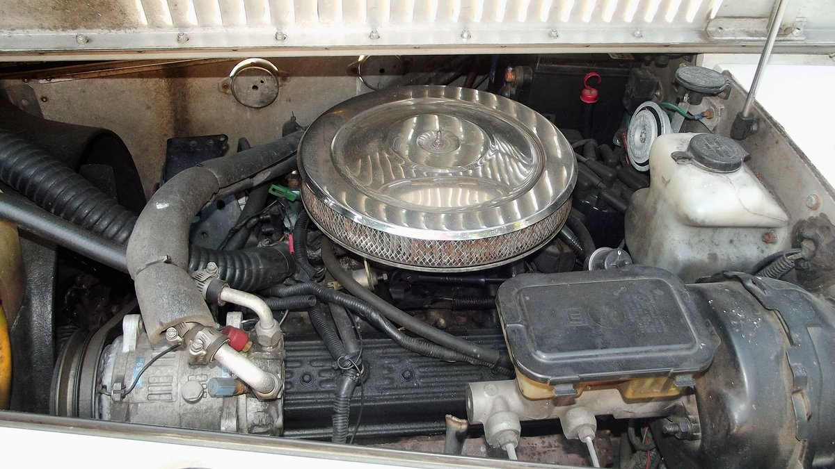 1988 EXCALIBUR SERIES V FOUR DOOR TOURING SEDAN For Sale (picture 10 of 12)