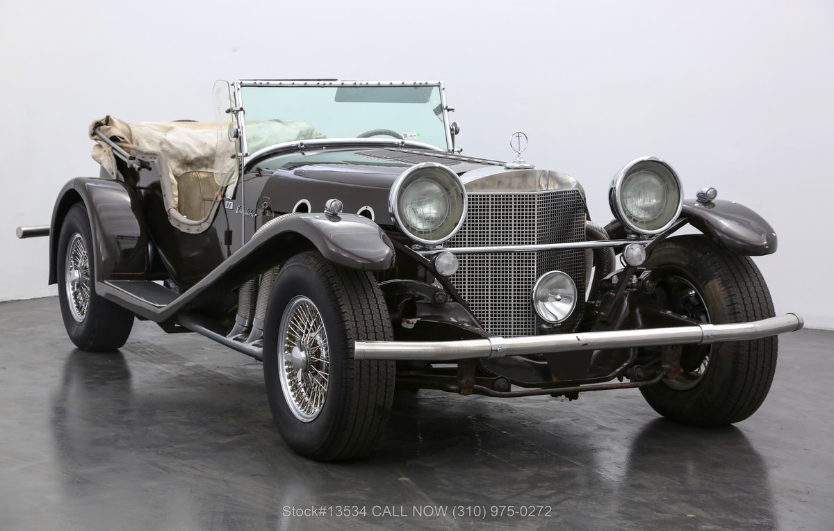 1967 Excalibur Phaeton SS Series I For Sale (picture 1 of 10)