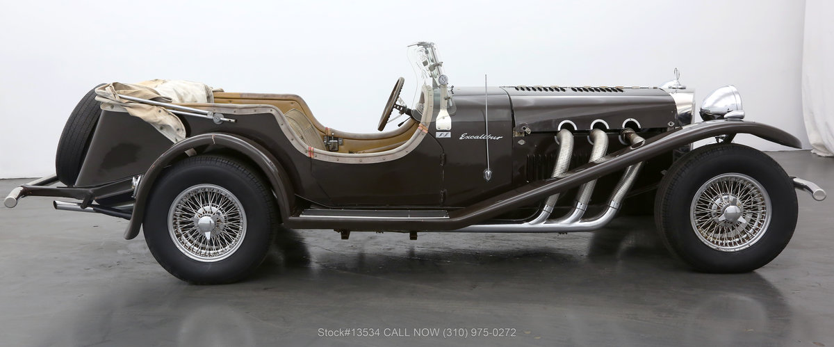 1967 Excalibur Phaeton SS Series I For Sale (picture 2 of 10)