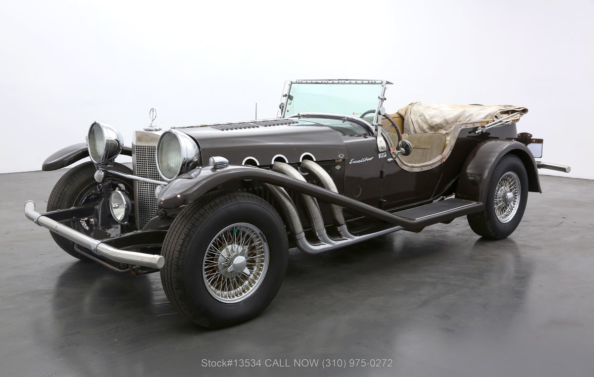 1967 Excalibur Phaeton SS Series I For Sale (picture 4 of 10)