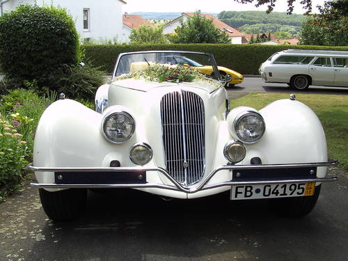 1979 Sceptre 6.6S Roadster. Undoubtely the nicest Neoclassic ever SOLD (picture 1 of 6)