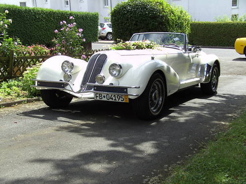 1979 Sceptre 6.6S Roadster. Undoubtely the nicest Neoclassic ever SOLD (picture 2 of 6)