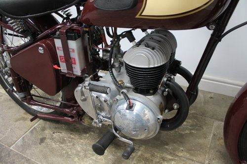1954 Excelsior Talisman TTY111 250 cc SUPERB  For Sale (picture 2 of 6)