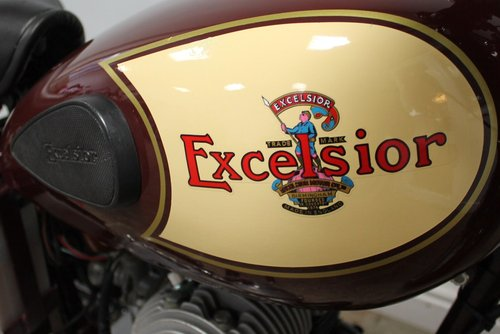 1954 Excelsior Talisman TTY111 250 cc SUPERB  SOLD (picture 3 of 6)