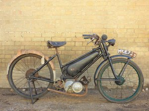 1949 Excelsior Autobyk For Sale