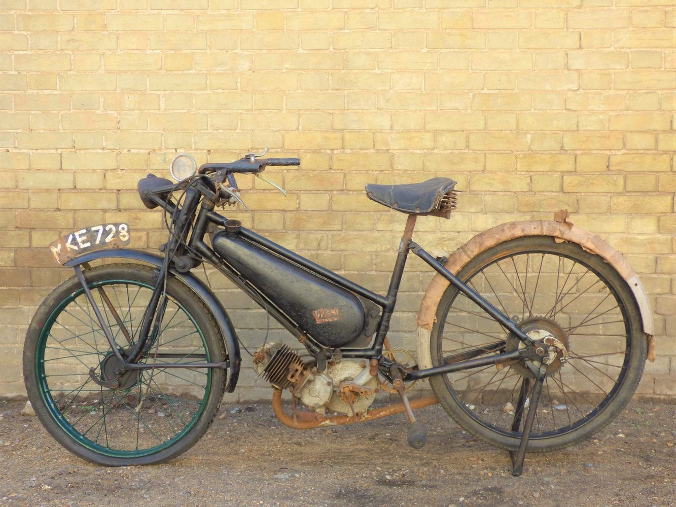1949 Excelsior Autobyk For Sale (picture 2 of 6)