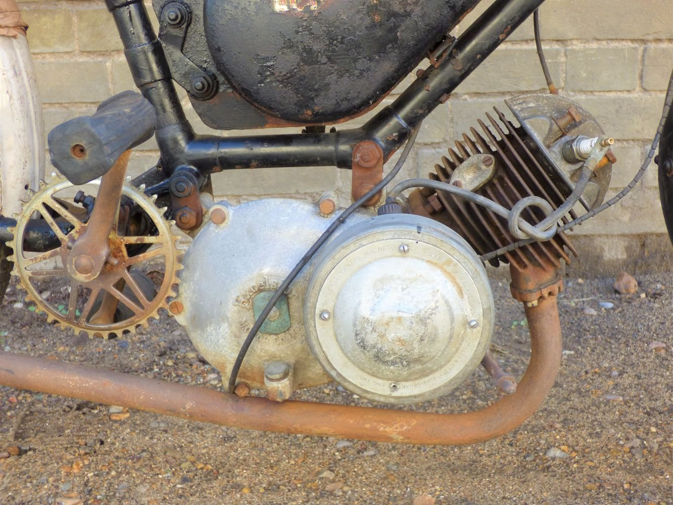 1949 Excelsior Autobyk For Sale (picture 3 of 6)