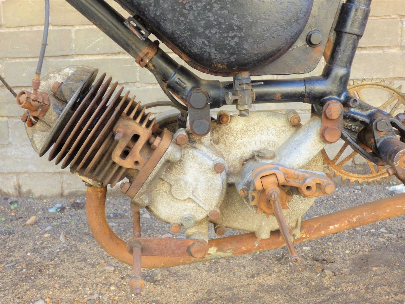 1949 Excelsior Autobyk For Sale (picture 4 of 6)