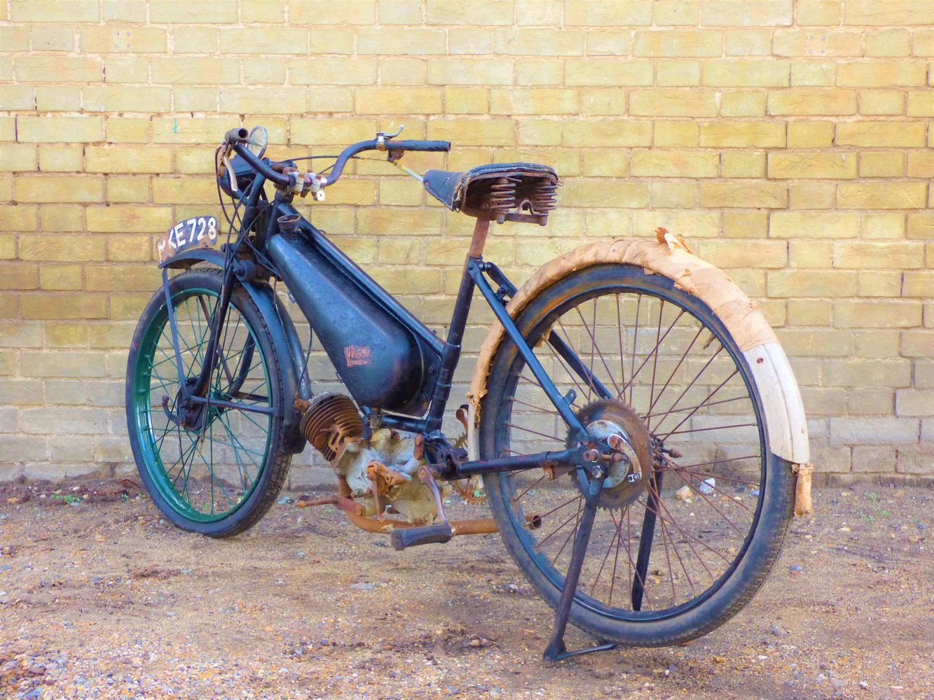 1949 Excelsior Autobyk For Sale (picture 5 of 6)
