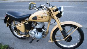 1955 EXCELSIOR TALISMAN TWIN 55  REBUILT IN DAILY USE