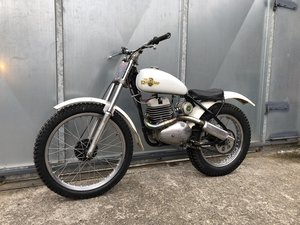 1955 EXCELSIOR RIGID CLASSIC PRE 65 TRIALS £3995 OFFERS PX TIGER  For Sale
