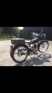 1955 excelsior consort 98cc