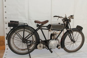 EXCELSIOR VILLIERS 1923 For Sale by Auction