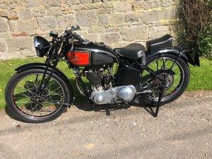 Excelsior Manxman 350cc 1939 For Sale