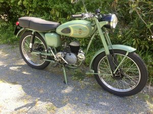1956 Excelsior Courier For Sale by Auction