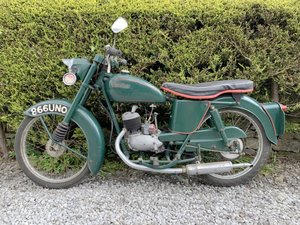 1961 Excelsior Consort For Sale by Auction