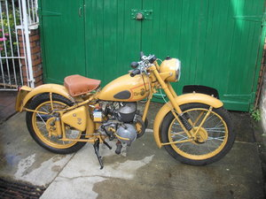 1952 Excelsior Talisman Twin For Sale by Auction