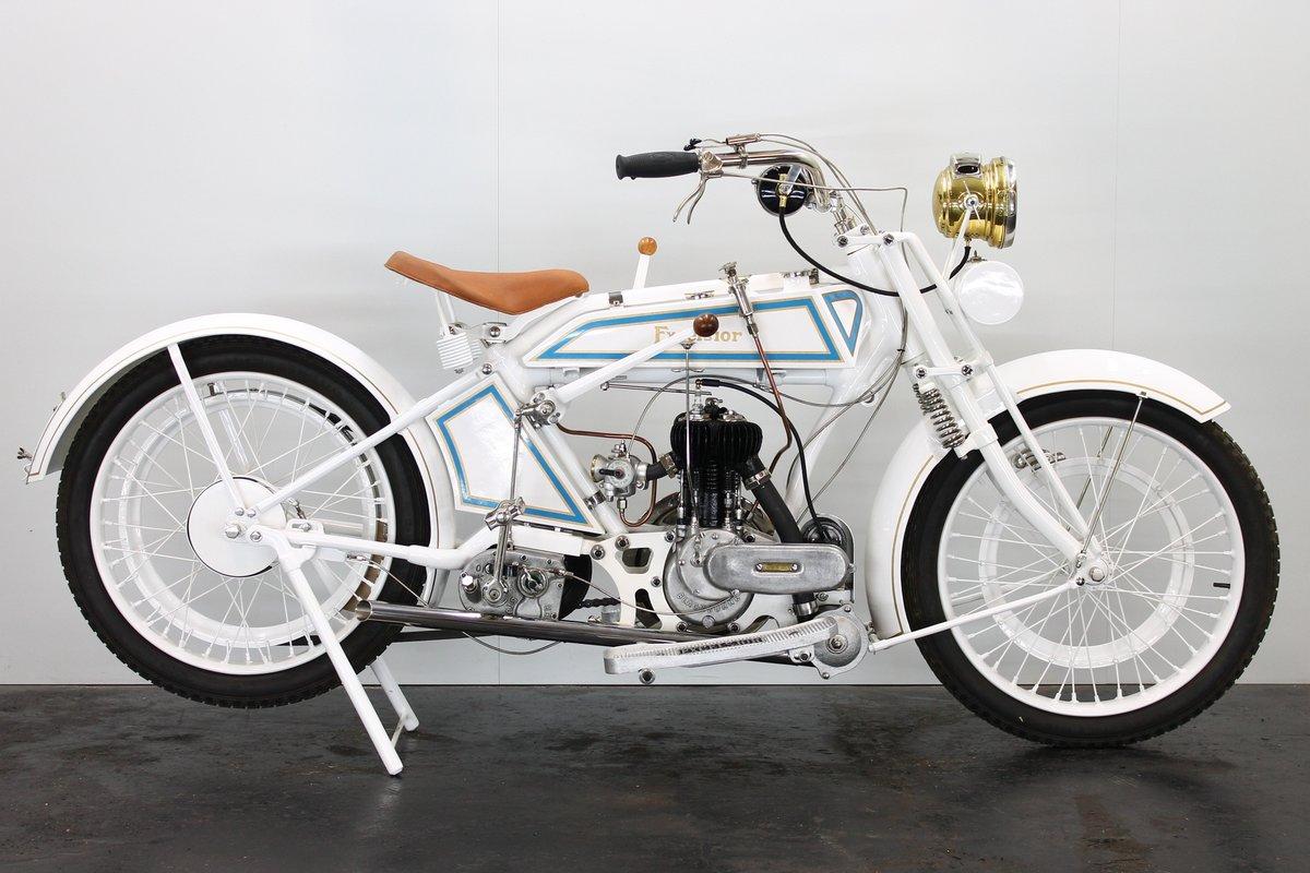 Excelsior 4.25hp c.1922 550cc 1 cyl sv Blackburne For Sale (picture 1 of 6)