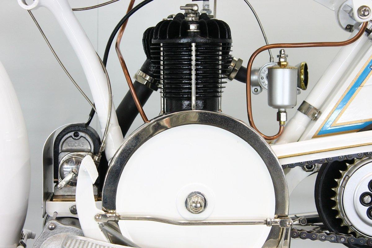 Excelsior 4.25hp c.1922 550cc 1 cyl sv Blackburne For Sale (picture 6 of 6)