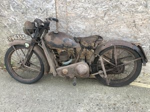 1939 Excelsior J1 Pioneer 150cc
