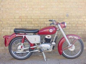 1961 c Excelsior Roadmaster 197cc