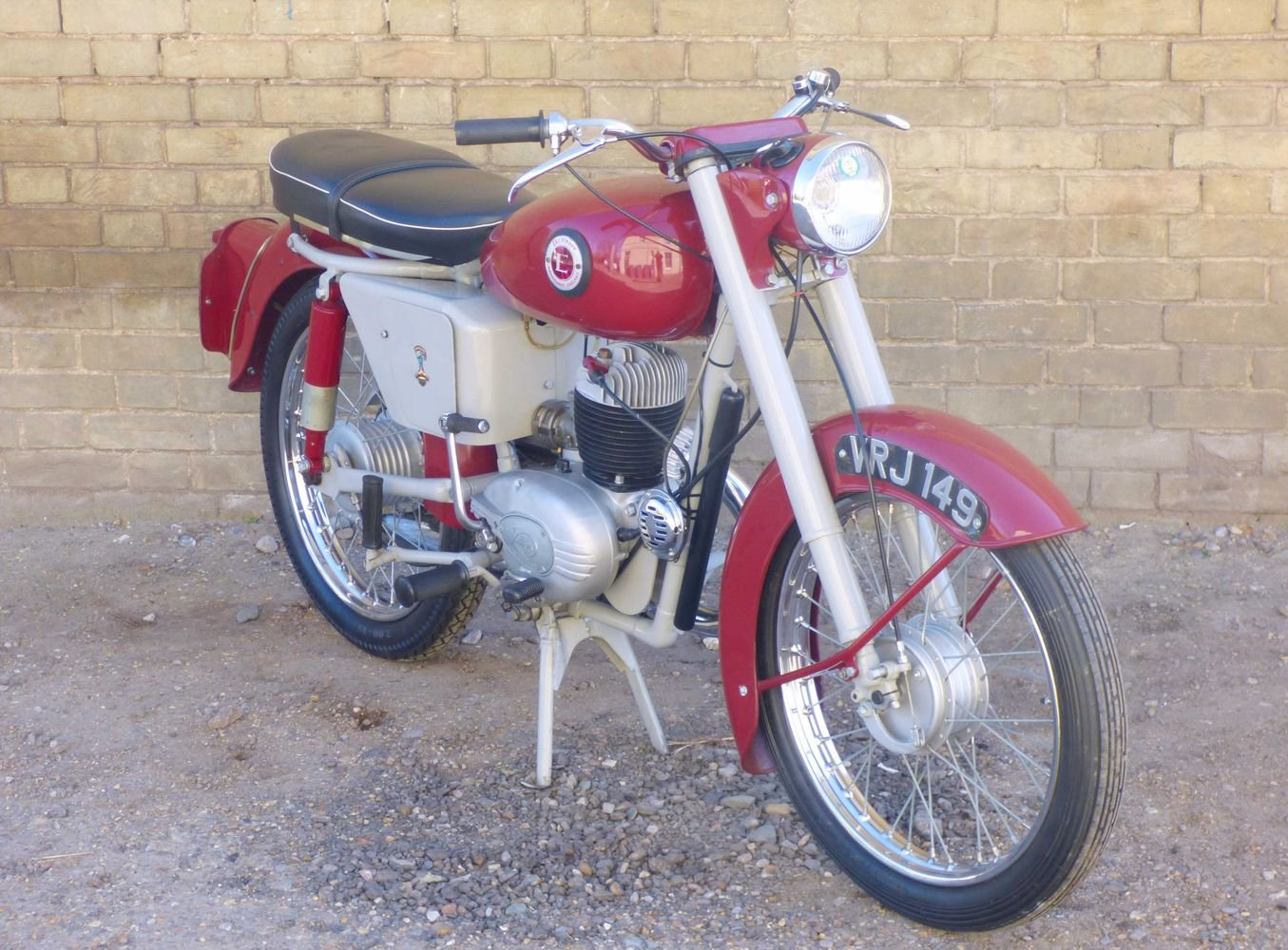 c1961 Excelsior Roadmaster 197cc For Sale (picture 6 of 6)