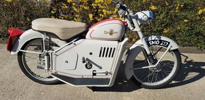 1959 Excelsior Skutabyke 06/05/20 SOLD by Auction